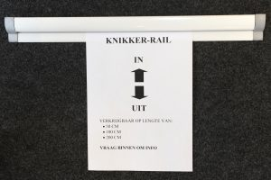 Knikker-Rail